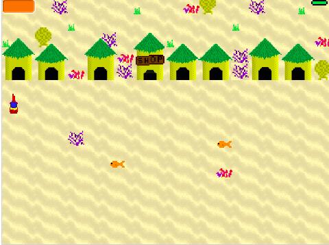 Fish Game (Level 2) NB
