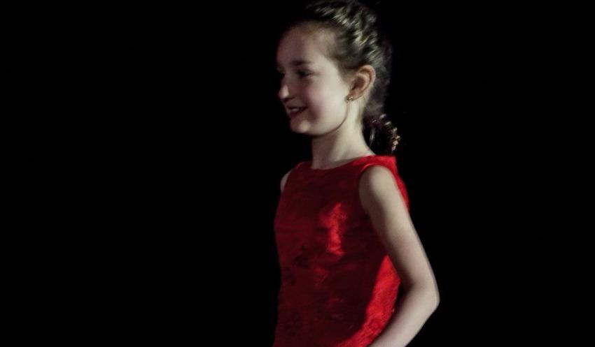 Heart Gown for Heart & Stroke Foundation Gala