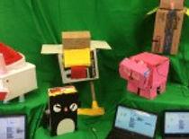 Hummingbird Robots