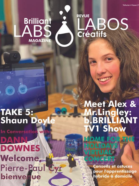 Brilliant Labs Magazine: Vol.4 Issue 2