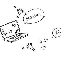 オンライン面談について