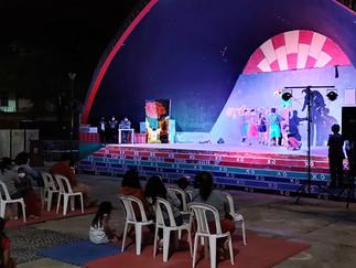Inician actividades culturales con público y protocolos en diversas ciudades del país