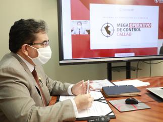 Megaoperativo de Contraloría examinó S/ 2580 millones en entidades públicas del Callao