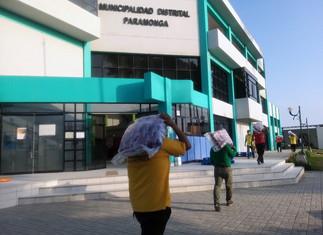 Municipios de Paramonga y Supe Puerto reciben 67 tonaladas de alimentos de Qali Warma