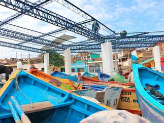Huaura: GRL potenciará actividad marítima en Caleta de Carquín