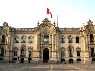 Jefe de Estado laborará en Palacio de Gobierno mientras se determina próxima sede
