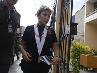 Cuellos Blancos: fiscales Sandra Castro y Rocío Sánchez son apartadas del caso