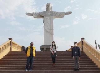 Municipalidad de Barranca y la Dircetur coordinan Plan Piloto Turístico Seguro Caral