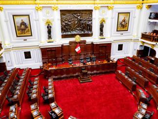 Pleno del Congreso desestima propuesta de nueva Mesa Directiva