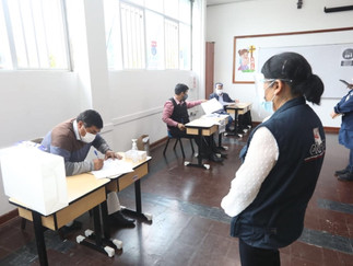 Elecciones 2021: voto cruzado está permitido en sufragio del 11 de abril
