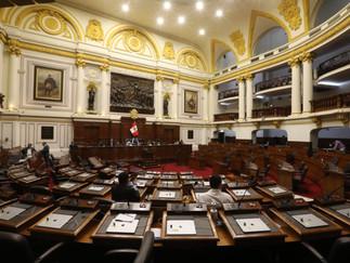 Pleno del Congreso debatirá hoy dictamen sobre nuevo régimen agrario