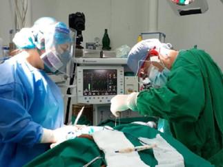 EsSalud realizó más de 3 mil cirugías exitosas en hospital II Tarapoto durante el 2020