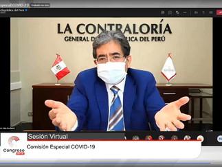 Contraloría iniciará auditoría posterior a los Centros de Aislamiento Temporal COVID-19