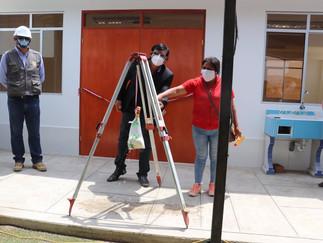 Municipalidad de Supe entrega construcción de comedor e implementos en la I.E.I. 507 de Caleta Vidal