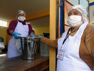 Lima Provincias: Qali Warma crea 1388 Comités de Alimentación Escolar para el servicio alimentario