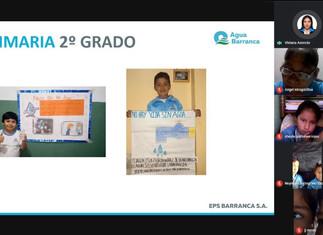 EPS Barranca organizó concurso de creatividad por el Día Interamericano del Agua