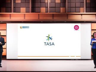 TASA recibe reconocimiento del programa Hombro a Hombro por acciones frente al COVID-19