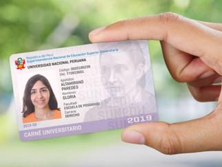 Sunedu amplía vigencia de carné universitario hasta el 30 de junio del 2021