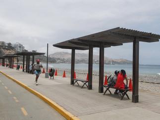 PNP: la gente puede circular y ejercitarse cerca de las playas, pero no entrar