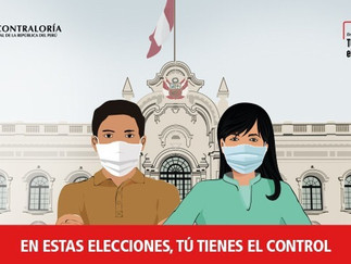 Contraloría recuerda prohibiciones sobre uso indebido de recursos públicos en campaña electoral
