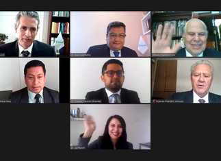 SUNASS juramenta a nuevo Consejo de Usuarios Lima