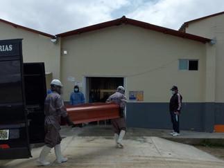 Áncash: 138 personas fallecieron por la pandemia de covid-19 en la última semana