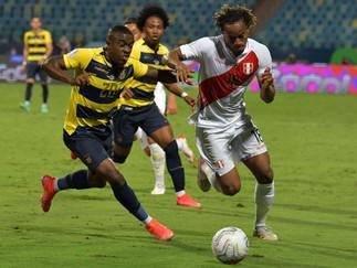 Copa América: Perú empata 2-2 con Ecuador en el segundo tiempo