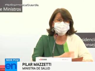 Mazzetti: Las playas estarán cerradas desde mañana y hasta el 4 de enero