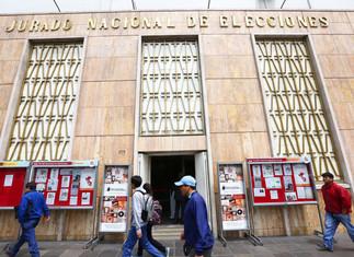 Elecciones internas en partidos serán entre el 29 de noviembre y 6 de diciembre