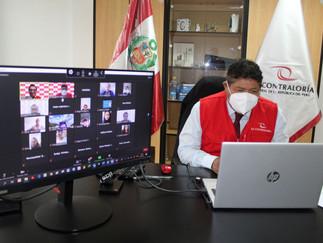 Ciudadanos de Cajatambo podrán alertar irregularidades en el uso de recursos públicos