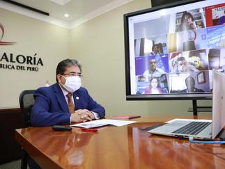 Contraloría insta a consejeros y regidores a apoyar en el control gubernamental