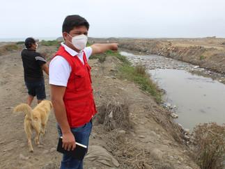 Alertan creación de foco infeccioso en centro poblado Las Delicias en Paramonga