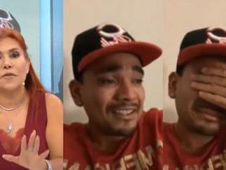 Josimar llora por críticas de Magaly Medina