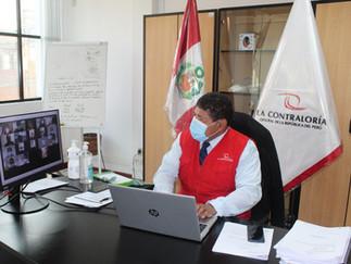 Contraloría realizará Audiencia Pública Virtual en Lima Provincias