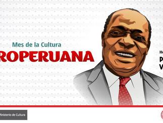 Junio, mes de la Cultura Afroperuana 2021 rendirá homenaje a Don Porfirio Vásquez