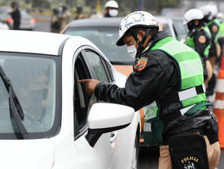 Conducir en estado de ebriedad se sanciona con multa de S/ 4,300 y cancelación del brevete