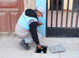 EPS Barranca instala medidores en Supe