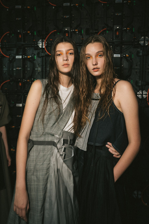 FromClothingOf SS20 backstage