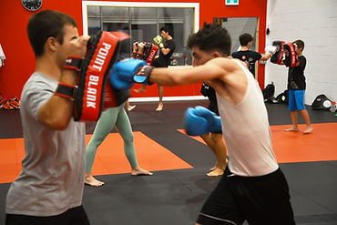 Point Blank Martial Arts - Adults - 4 20