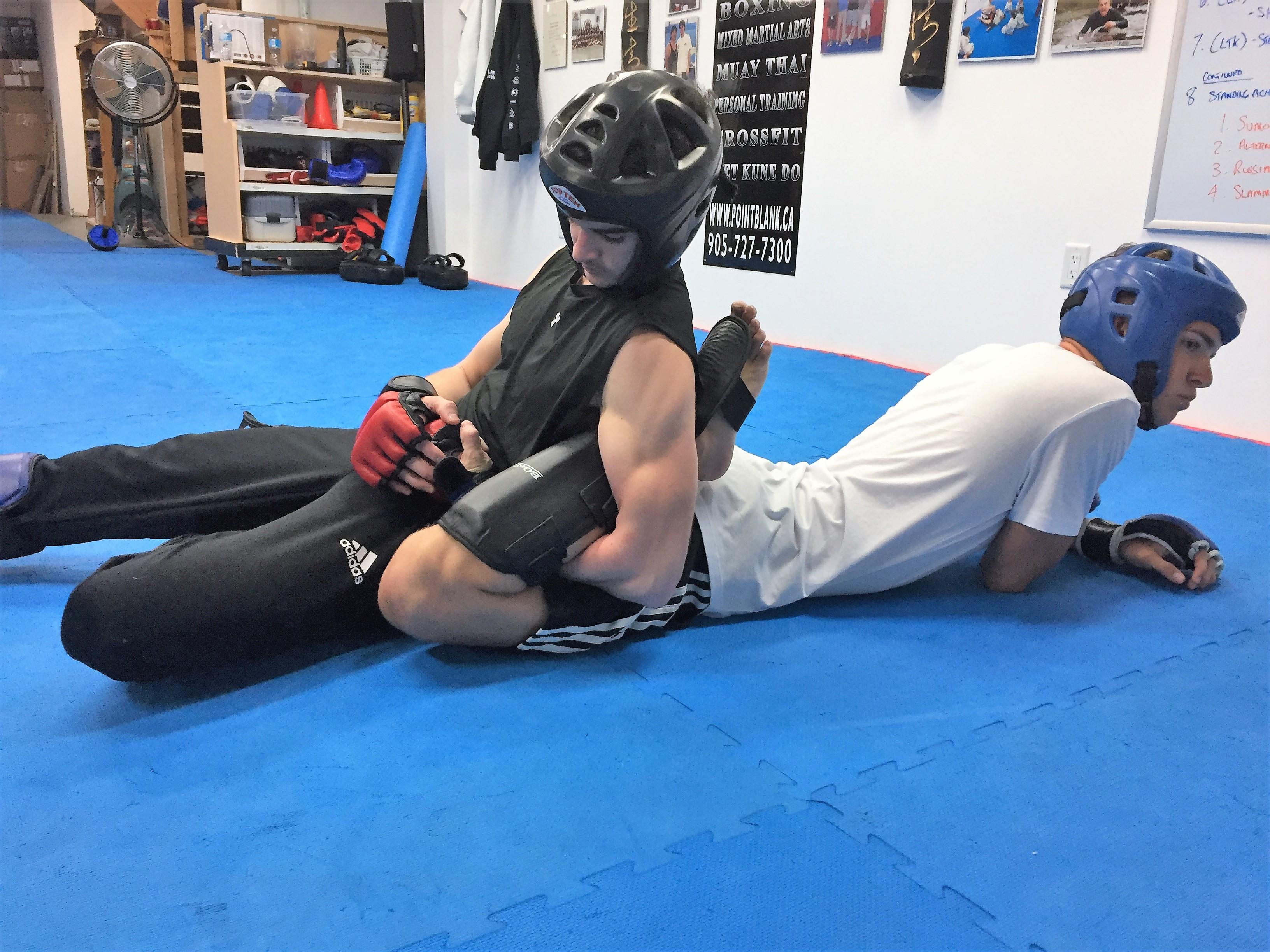 JKD - MMA - Grappling Point Blank Martial Arts