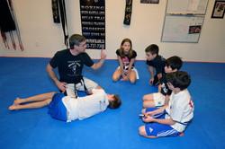Kids Martial Arts MMA Training - Maple, Vaughan, York Region at PBMA 3