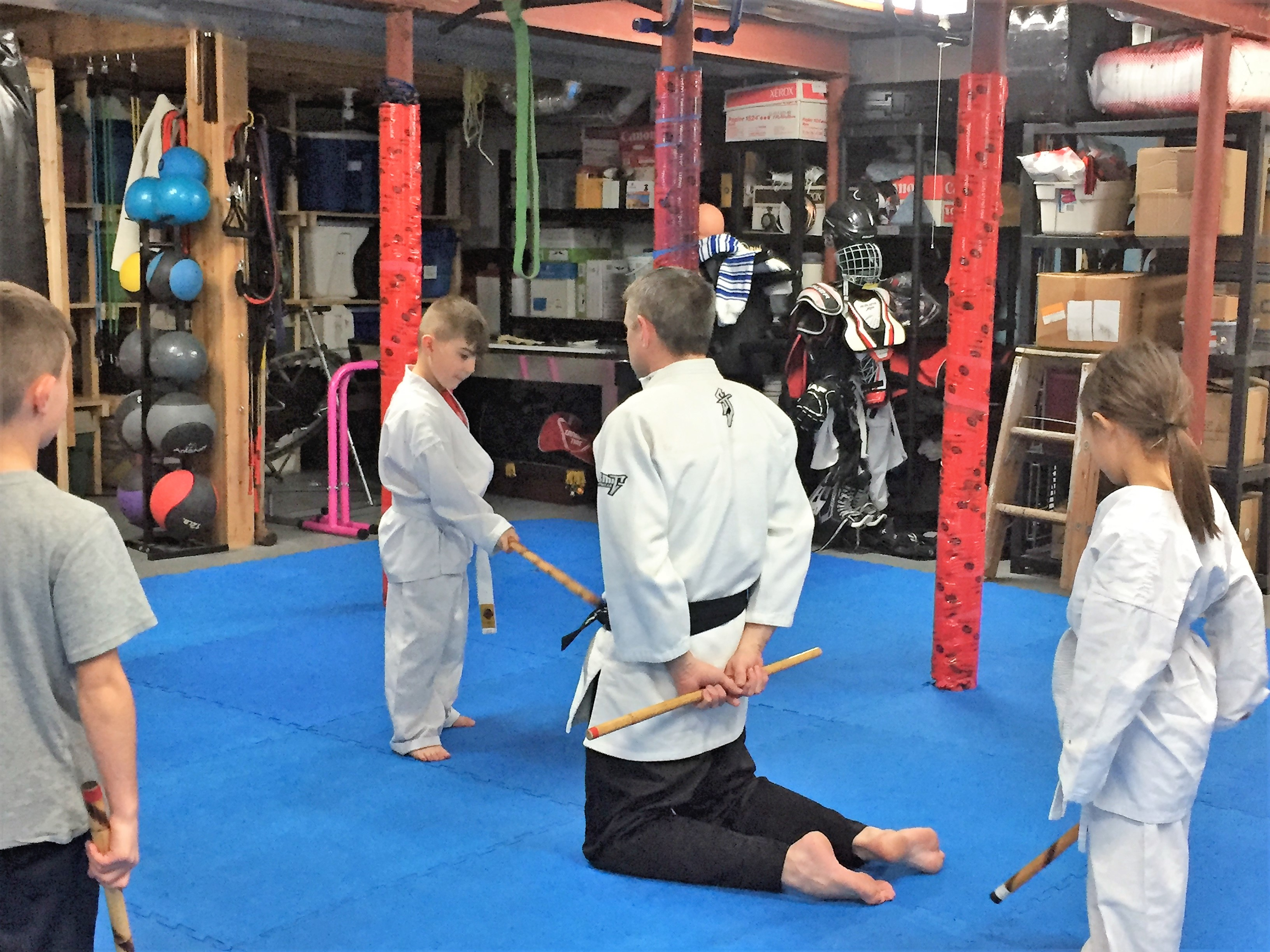 Point Blank Martial Arts - Kids JKD 20