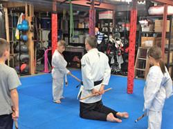 Point Blank Martial Arts - Kids JKD 20