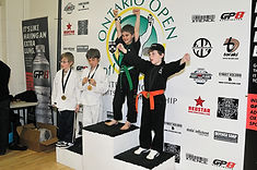 Point Blank Martial Arts with Gold Medal