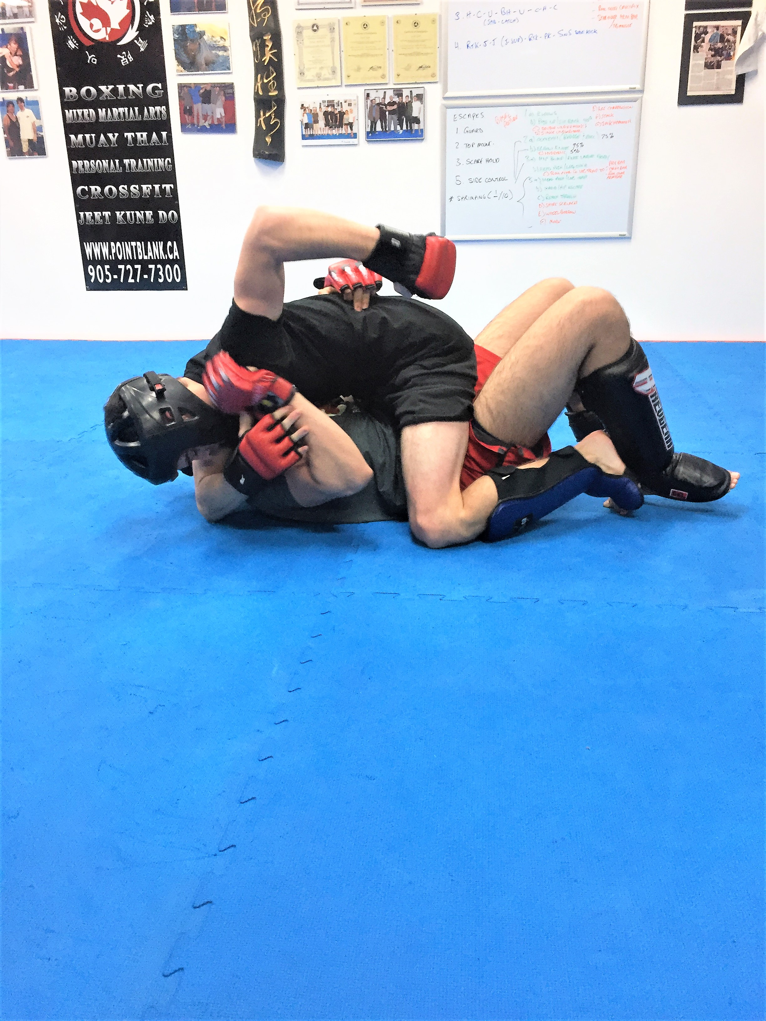 JKD - MMA - Grappling Point Blank Martial Arts 4.2