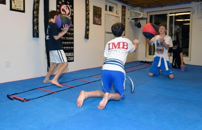 Point Blank Martial Arts - Kids