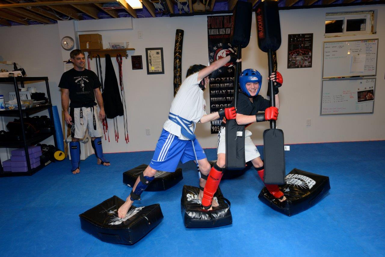 Kids Martial Arts MMA Training - Maple, Vaughan, York Region at PBMA 8