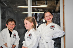 Point Blank Martial Arts - Kids Training 3.1