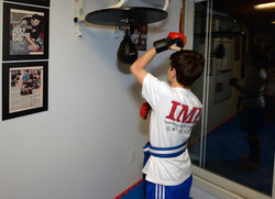 Kids Martial Arts MMA Training - Maple, Vaughan, York Region at PBMA 5