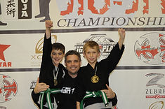 Point Blank Martial Arts BJJ Champions